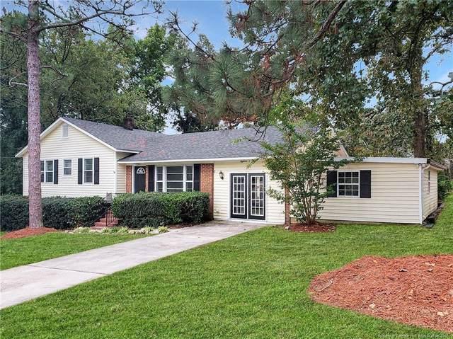 1803 Kenwood Avenue, Spring Lake, NC 28390 (MLS #670462) :: EXIT Realty Preferred