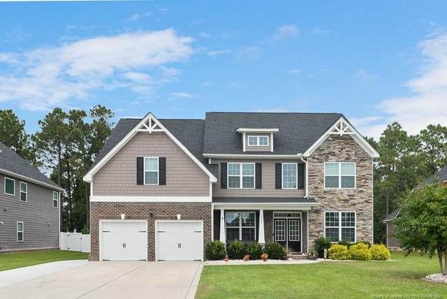 3229 Cragburn Place, Fayetteville, NC 28306 (MLS #670467) :: Towering Pines Real Estate