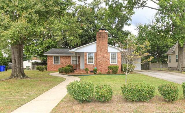 2910 Hermitage Avenue, Fayetteville, NC 28304 (MLS #670481) :: RE/MAX Southern Properties