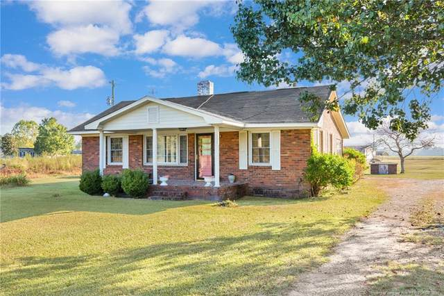 1457 Sampson Road, Rowland, NC 28383 (MLS #670488) :: The Signature Group Realty Team