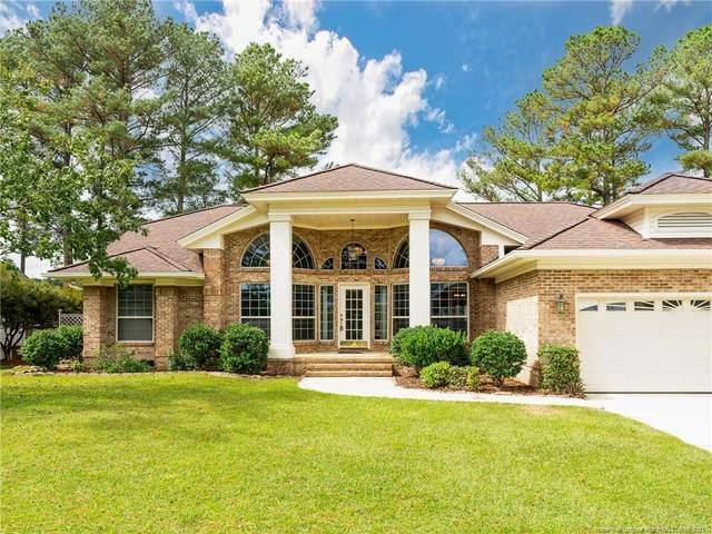 1247 Greenbriar Drive, Vass, NC 28394 (MLS #670492) :: RE/MAX Southern Properties