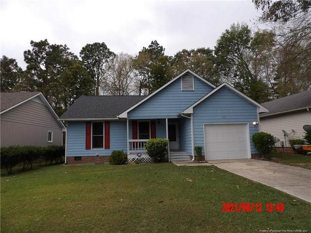 6821 Torrance Lane, Fayetteville, NC 28314 (MLS #670504) :: RE/MAX Southern Properties