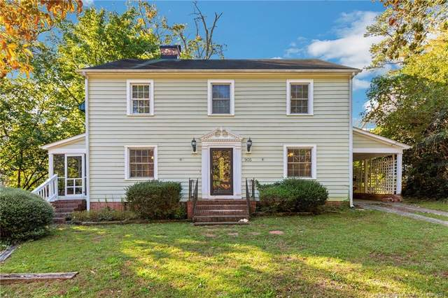 905 Clarendon Street, Fayetteville, NC 28305 (MLS #670507) :: The Signature Group Realty Team