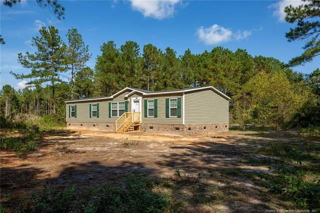 605 Myrtle Road #6, Roseboro, NC 28348 (MLS #670511) :: The Signature Group Realty Team