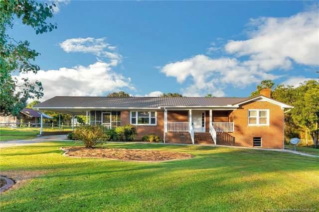 7666 Overhills Road, Spring Lake, NC 28390 (MLS #670513) :: EXIT Realty Preferred