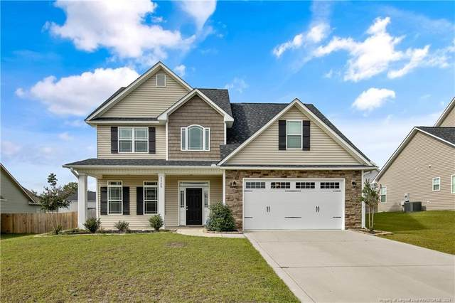 3308 Michler Lane, Fayetteville, NC 28304 (MLS #670523) :: On Point Realty