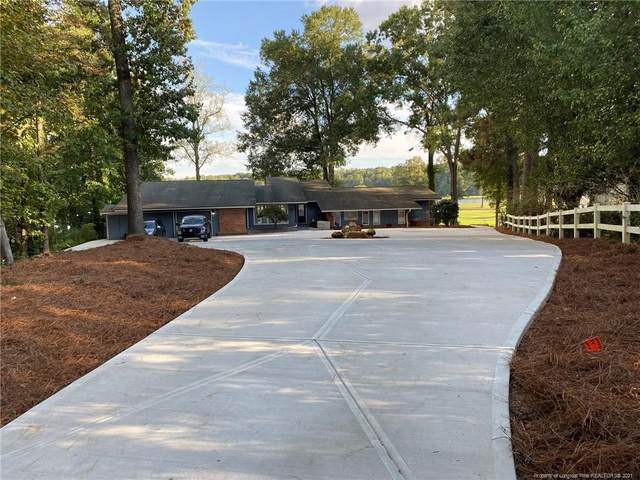 241 Lakeview Drive, Sanford, NC 27332 (MLS #670528) :: Freedom & Family Realty