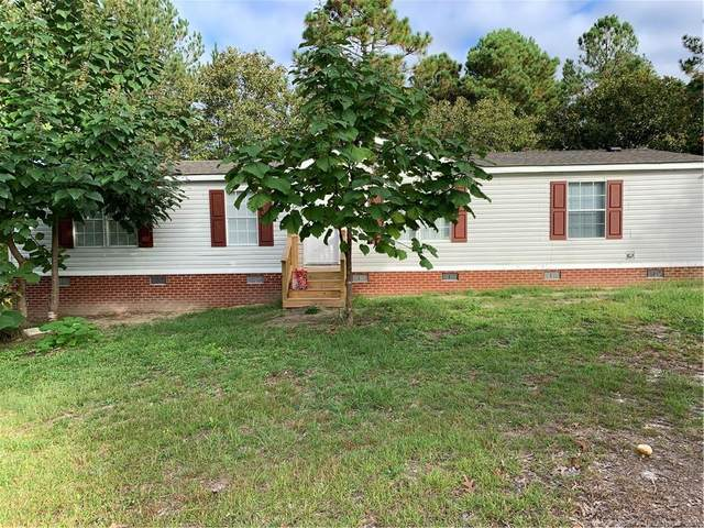 28 Christopher Drive, Sanford, NC 27332 (MLS #670541) :: Freedom & Family Realty