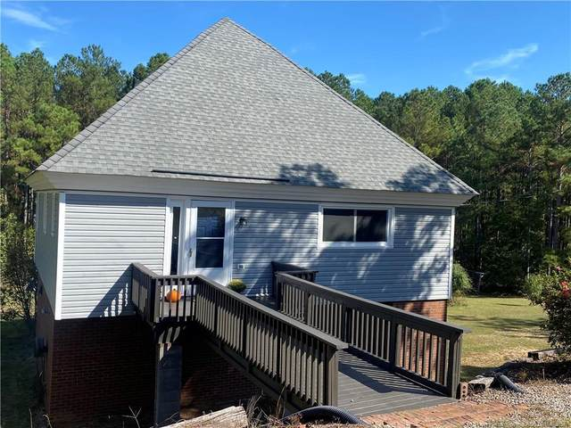 2376 S River Road S, Lillington, NC 27546 (MLS #670555) :: On Point Realty
