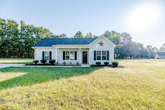 391 Wilson Lucas Road, Dunn, NC 28334 (MLS #670564) :: RE/MAX Southern Properties