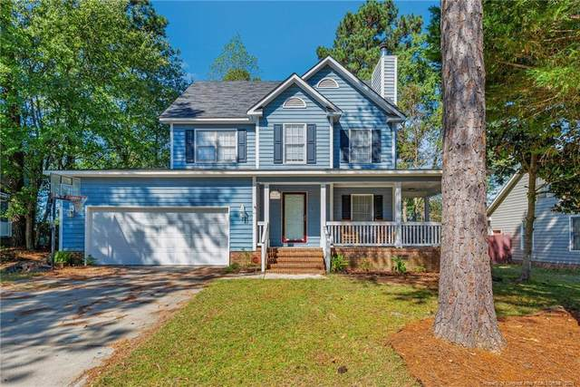 712 Larkspur Drive, Fayetteville, NC 28311 (MLS #670569) :: The Signature Group Realty Team