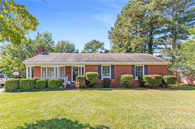 1510 Berkshire Road, Fayetteville, NC 28304 (MLS #670579) :: RE/MAX Southern Properties
