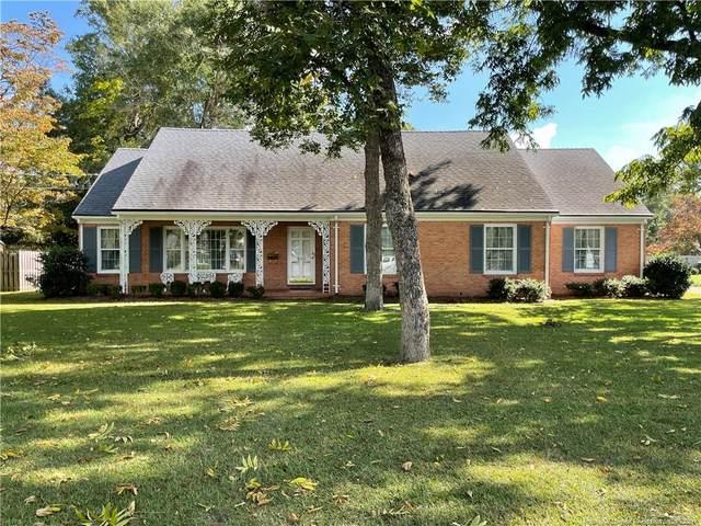 510 N Main Street, Raeford, NC 28376 (MLS #670582) :: RE/MAX Southern Properties