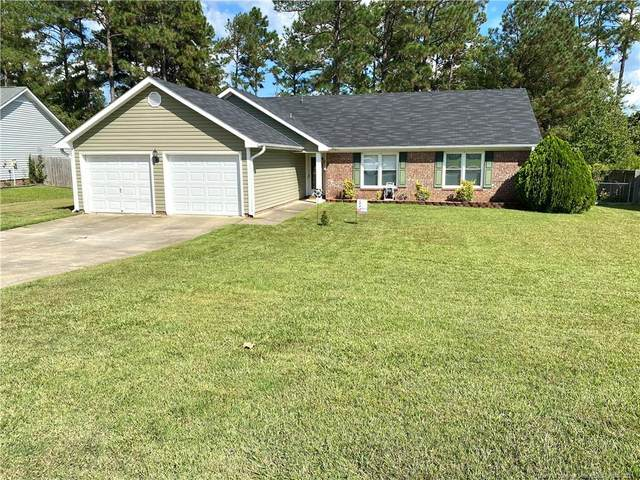 850 Santiato Drive, Fayetteville, NC 28314 (MLS #670588) :: RE/MAX Southern Properties