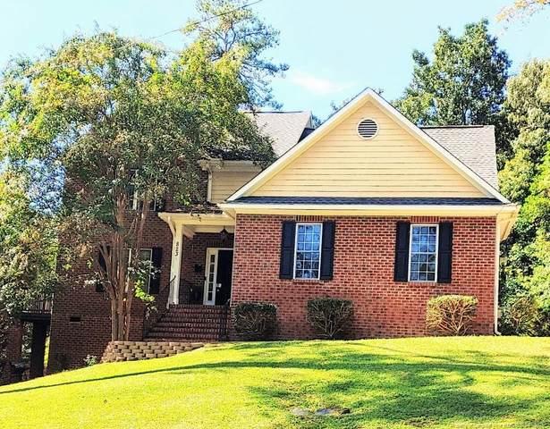823 Azalea Drive, Fayetteville, NC 28301 (#670595) :: The Blackwell Group