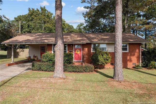 3318 Rogers Drive, Fayetteville, NC 28303 (MLS #670596) :: On Point Realty