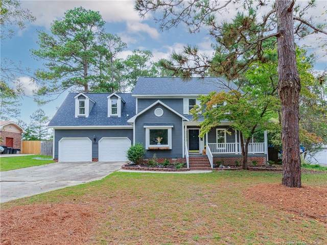 2065 Wood Duck Drive, Fayetteville, NC 28304 (MLS #670598) :: On Point Realty