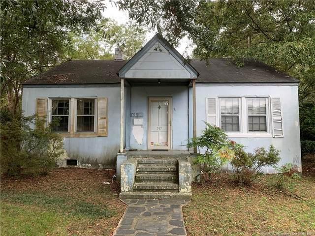 517 N Magnolia Street, Raeford, NC 28376 (MLS #670600) :: EXIT Realty Preferred