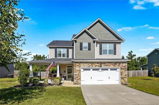 239 Boswell Street, Raeford, NC 28376 (MLS #670604) :: Towering Pines Real Estate