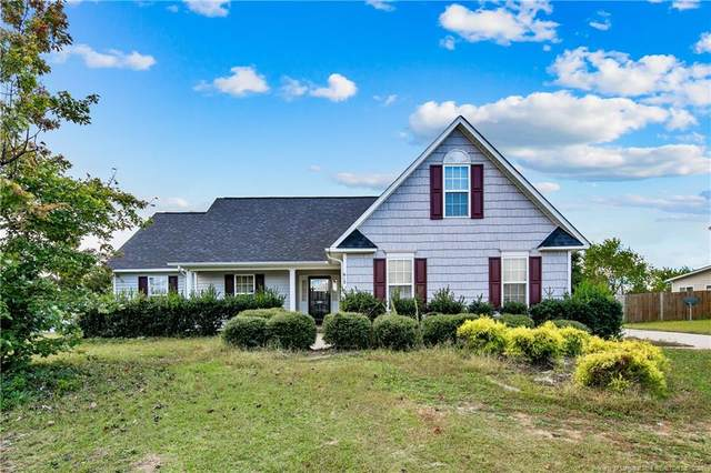 613 Morning Glory Drive, Raeford, NC 28376 (MLS #670607) :: Freedom & Family Realty