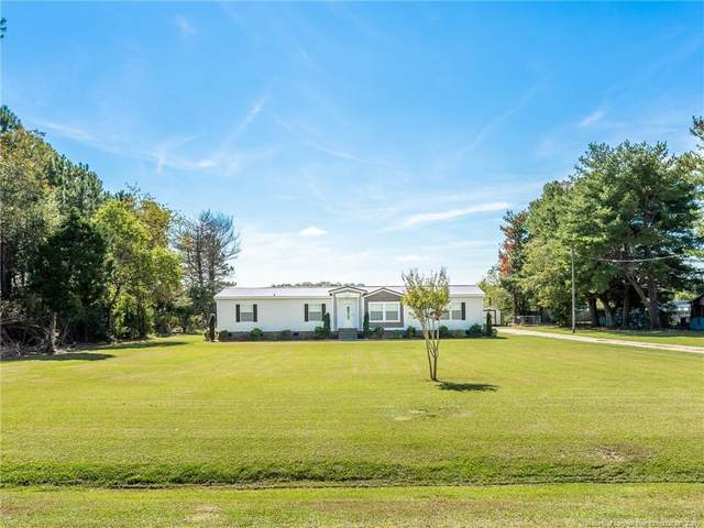 1399 Bladen Union Church Road, Fayetteville, NC 28306 (MLS #670608) :: EXIT Realty Preferred
