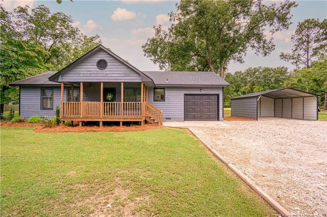 7147 Lee Avenue, Wade, NC 28395 (MLS #670612) :: On Point Realty