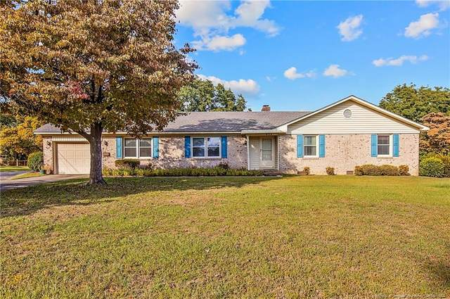 432 Concord Drive, Fayetteville, NC 28311 (MLS #670613) :: On Point Realty