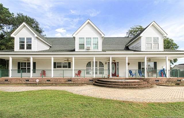 734 Club Pond Road, Raeford, NC 28376 (MLS #670625) :: EXIT Realty Preferred