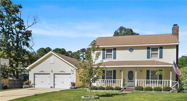 400 Greyson Court, Fayetteville, NC 28314 (MLS #670633) :: Towering Pines Real Estate