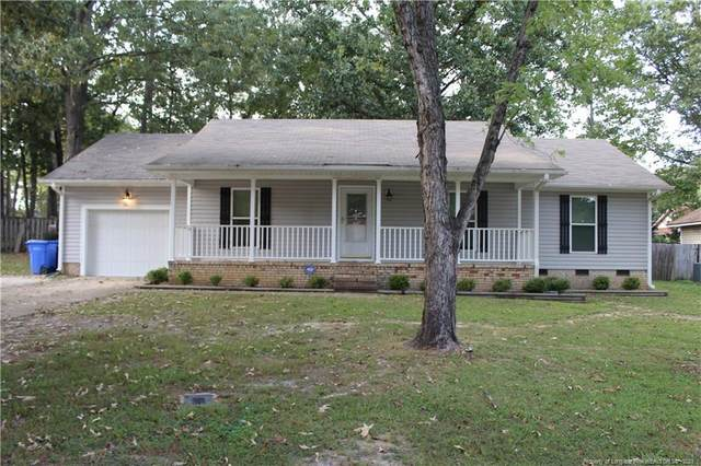 7124 Calamar Drive, Fayetteville, NC 28314 (MLS #670634) :: On Point Realty