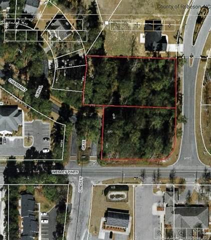815 Wesley Pines Road, Lumberton, NC 28358 (MLS #670638) :: The Signature Group Realty Team