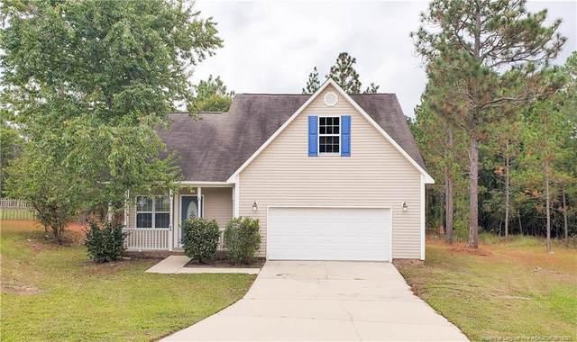 89 Lone Pine Trail, Sanford, NC 27332 (MLS #670639) :: RE/MAX Southern Properties