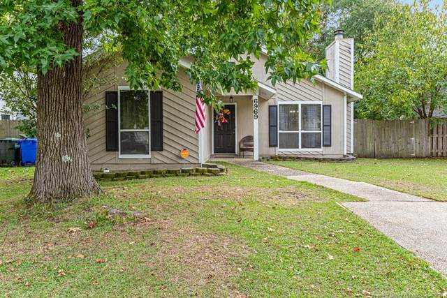 6969 Candlewood Drive, Fayetteville, NC 28314 (MLS #670644) :: On Point Realty