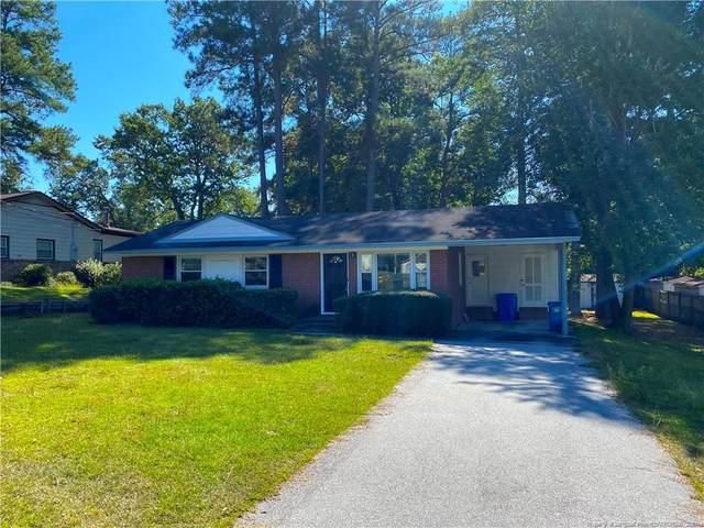 5231 Merritt Drive, Fayetteville, NC 28314 (MLS #670645) :: On Point Realty