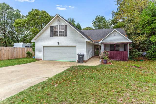 6625 Abbey Lane, Fayetteville, NC 28311 (MLS #670656) :: Towering Pines Real Estate