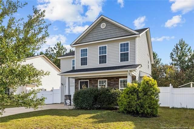 38 Loyalist Road, Cameron, NC 28326 (MLS #670661) :: RE/MAX Southern Properties
