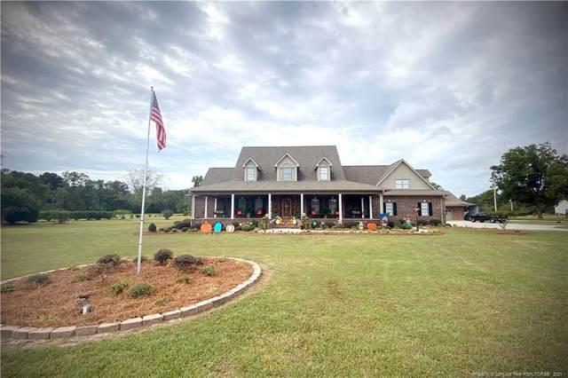 2313 Deep Branch Road, Lumberton, NC 28360 (MLS #670662) :: Towering Pines Real Estate