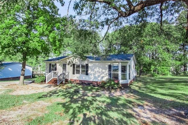 61 E Tryon Court, Spring Lake, NC 28390 (MLS #670664) :: EXIT Realty Preferred