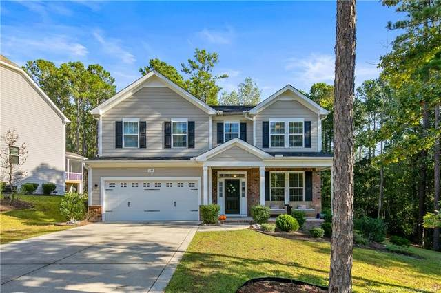 245 Valley Stream Road, Spring Lake, NC 28390 (MLS #670665) :: RE/MAX Southern Properties