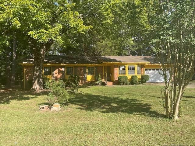 118 Chariot Drive, Sanford, NC 27330 (MLS #670666) :: Towering Pines Real Estate