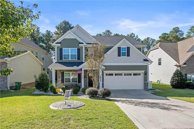 1017 Micahs Way N, Spring Lake, NC 28390 (MLS #670669) :: RE/MAX Southern Properties