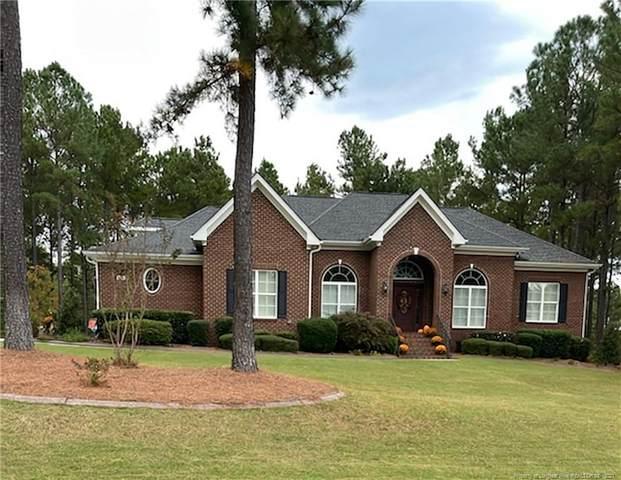 115 Micahs Way N, Spring Lake, NC 28390 (MLS #670673) :: EXIT Realty Preferred