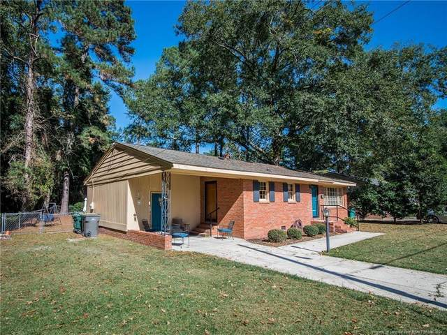 704 W 28th Street W, Lumberton, NC 28358 (MLS #670675) :: Freedom & Family Realty