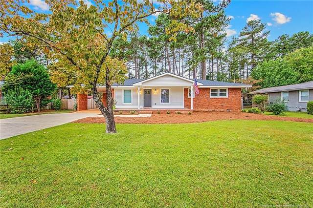 122 S Herndon Street, Fayetteville, NC 28303 (#670680) :: The Blackwell Group