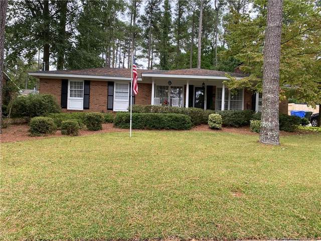 713 Fairfield Road, Fayetteville, NC 28303 (MLS #670685) :: RE/MAX Southern Properties