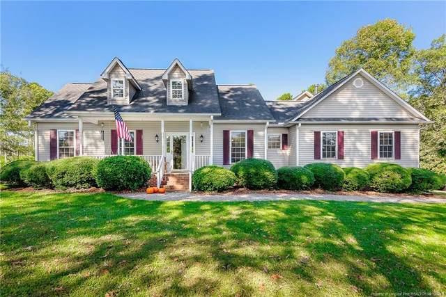 60 Appletree Road, Sanford, NC 27330 (MLS #670687) :: RE/MAX Southern Properties