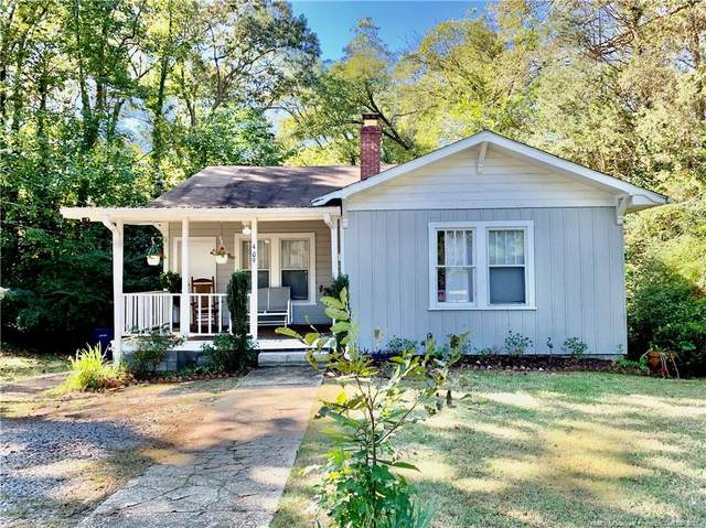 409 Greensboro Avenue, Sanford, NC 27330 (MLS #670688) :: RE/MAX Southern Properties
