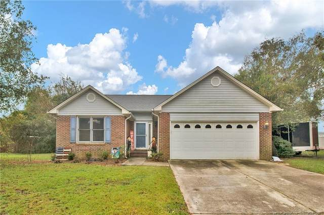 104 Blue Jay Court, Fayetteville, NC 28306 (MLS #670706) :: The Signature Group Realty Team