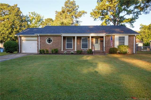 442 Dwirewood Drive, Fayetteville, NC 28303 (MLS #670716) :: Freedom & Family Realty
