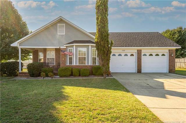 122 Davenport Drive, Raeford, NC 28376 (MLS #670718) :: EXIT Realty Preferred